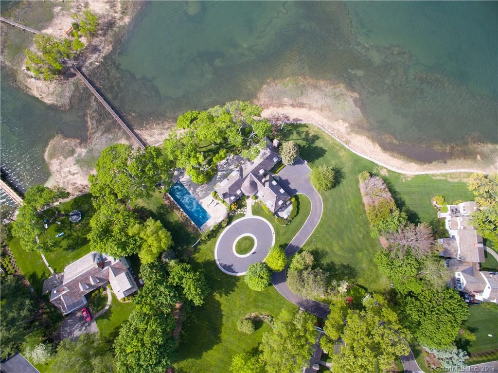 14 Marlow Court, Riverside, Connecticut, 06878, $8,975,000, Property For Sale, Halstead Real Estate, Photo 1