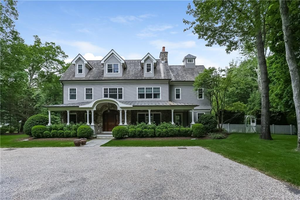 302 Canoe Hill Road, New Canaan, Connecticut, 06840, $3,095,000, Property For Sale, Halstead Real Estate, Photo 1