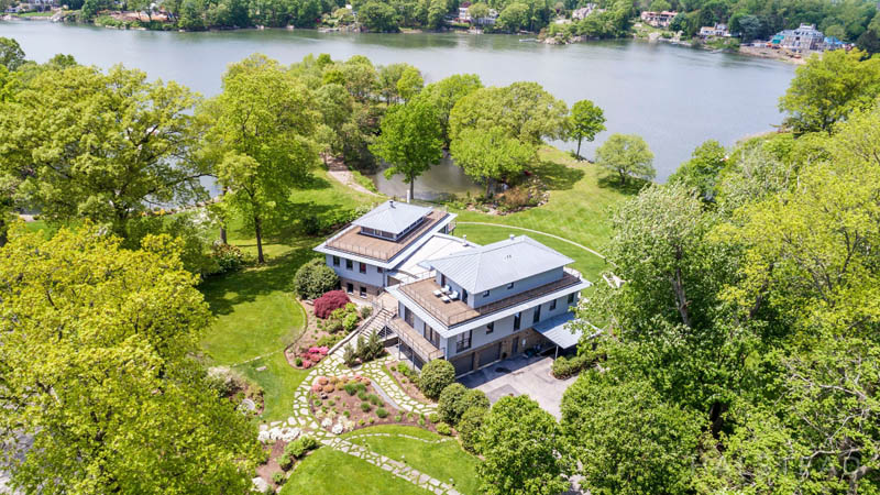 6 Windrose Way, Greenwich, Connecticut, 06830, $16,750,000, Property For Sale, Halstead Real Estate, Photo 3