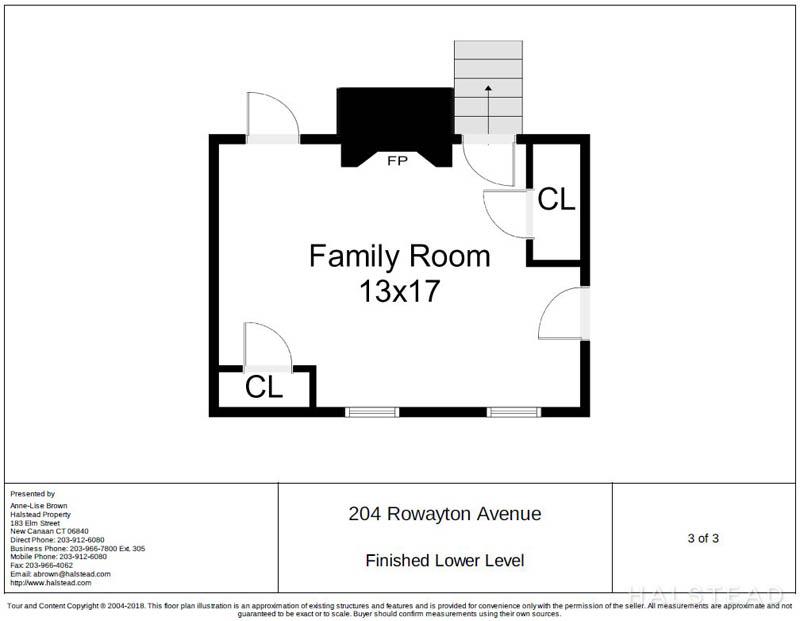 204 rowayton avenue rowayton connecticut 06853 1100000 property for sale