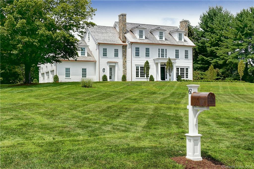 61 Sturbridge Hill Road, New Canaan, Connecticut, 06840, $3,999,999, Property For Sale, Halstead Real Estate, Photo 2