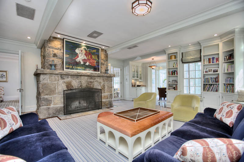 16 East Trail, Darien, Connecticut, 06820, $6,495,000, Property For Sale, Halstead Real Estate, Photo 10