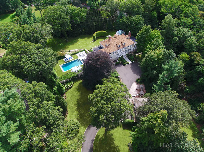 16 East Trail, Darien, Connecticut, 06820, $6,495,000, Property For Sale, Halstead Real Estate, Photo 1