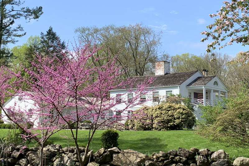 718 Silvermine Road, New Canaan, Connecticut, 06840, $2,375,000, Property For Sale, Halstead Real Estate, Photo 1