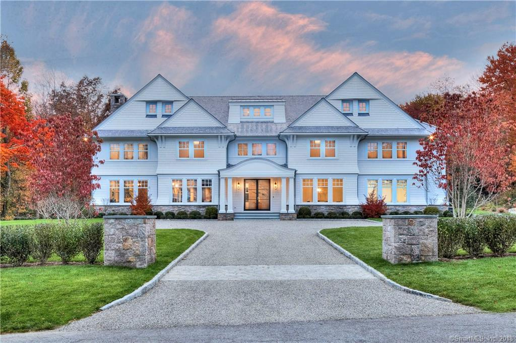 97 Skyview Lane, New Canaan, Connecticut, 06840, $3,995,000, Property For Sale, Halstead Real Estate, Photo 1