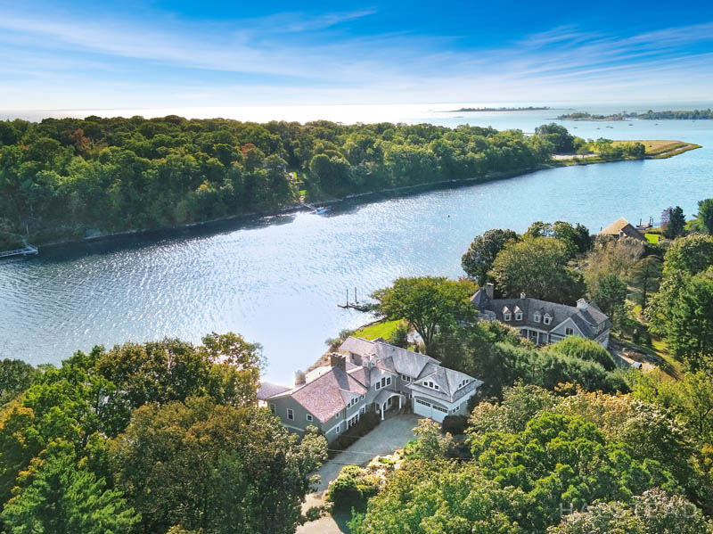 9 Stony Point Road, Westport, Connecticut, 06880, $4,450,000, Property For Sale, Halstead Real Estate, Photo 1