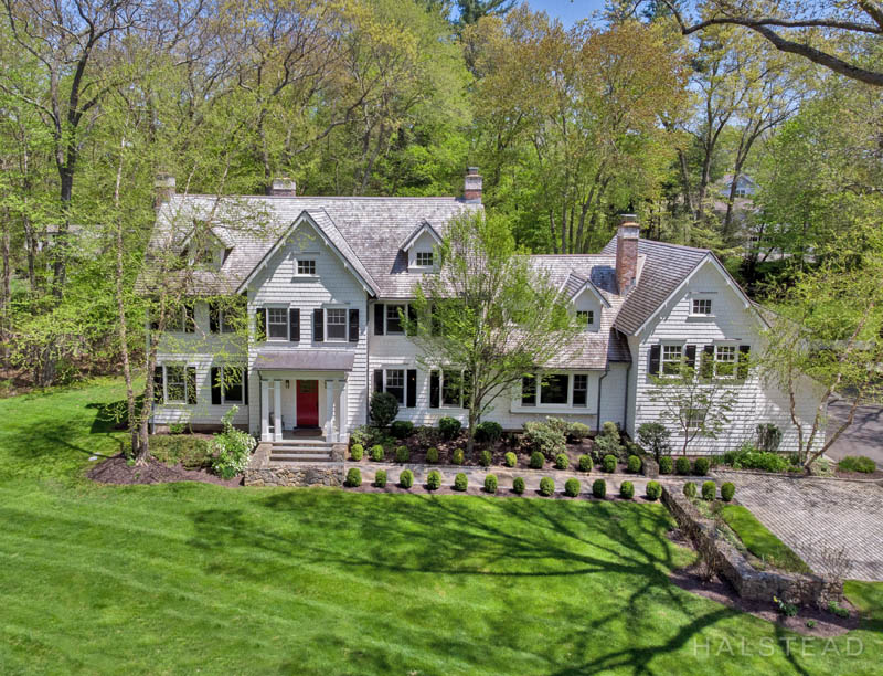 57 Rilling Ridge, New Canaan, Connecticut, 06840, $2,299,000, Property For Sale, Halstead Real Estate, Photo 1