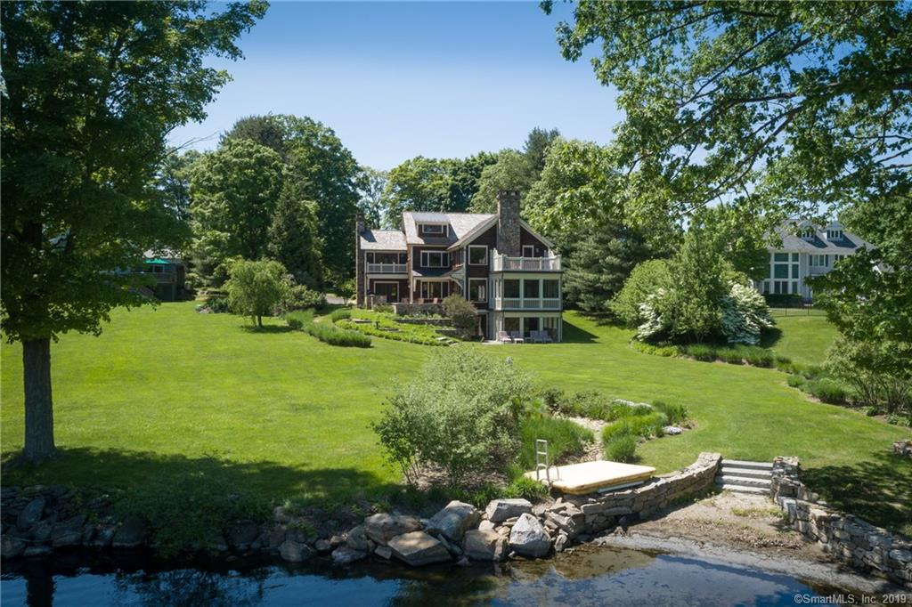 7 Arrow Point Road, Warren, Connecticut, 06777, $4,850,000, Property For Sale, Halstead Real Estate, Photo 28