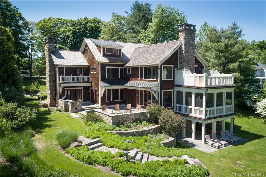7 Arrow Point Road, Warren, Connecticut, 06777, $4,850,000, Property For Sale, Halstead Real Estate, Photo 4