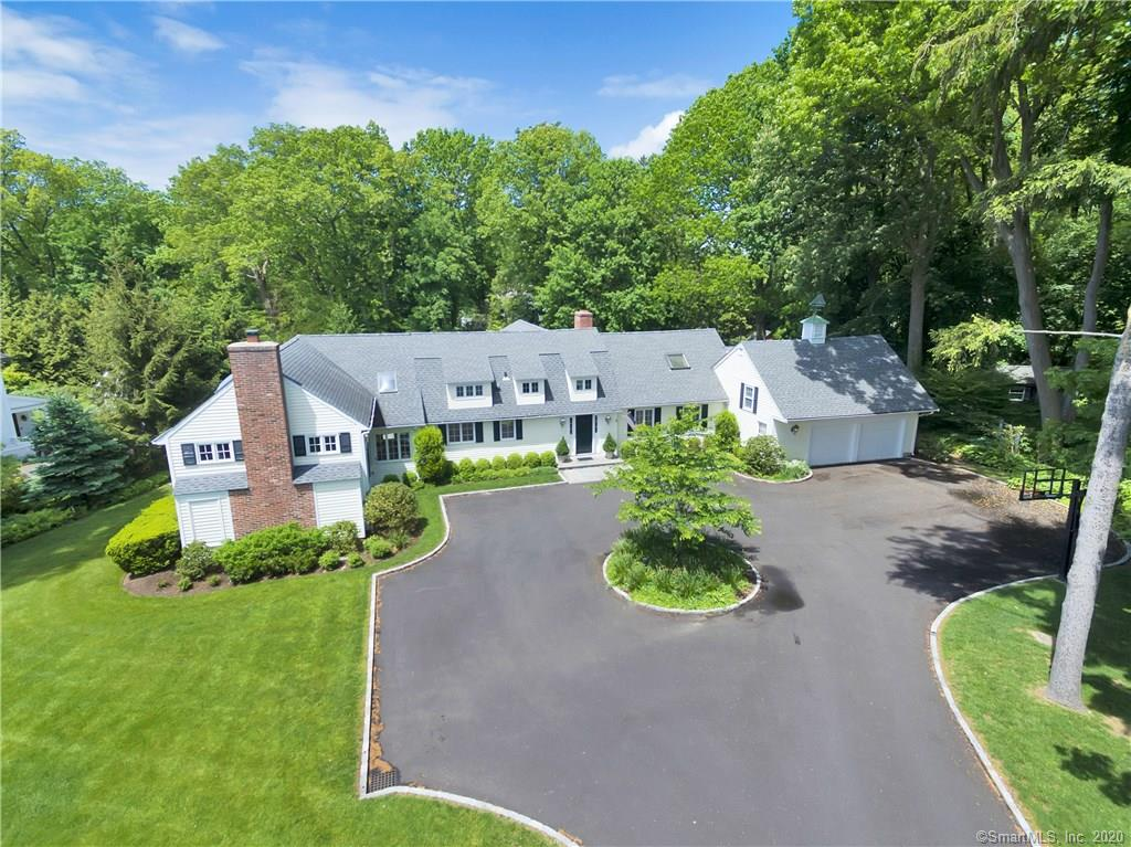 70 Cedar Cliff Road, Riverside, Connecticut, 06878, $2,995,000, Property For Sale, Halstead Real Estate, Photo 2