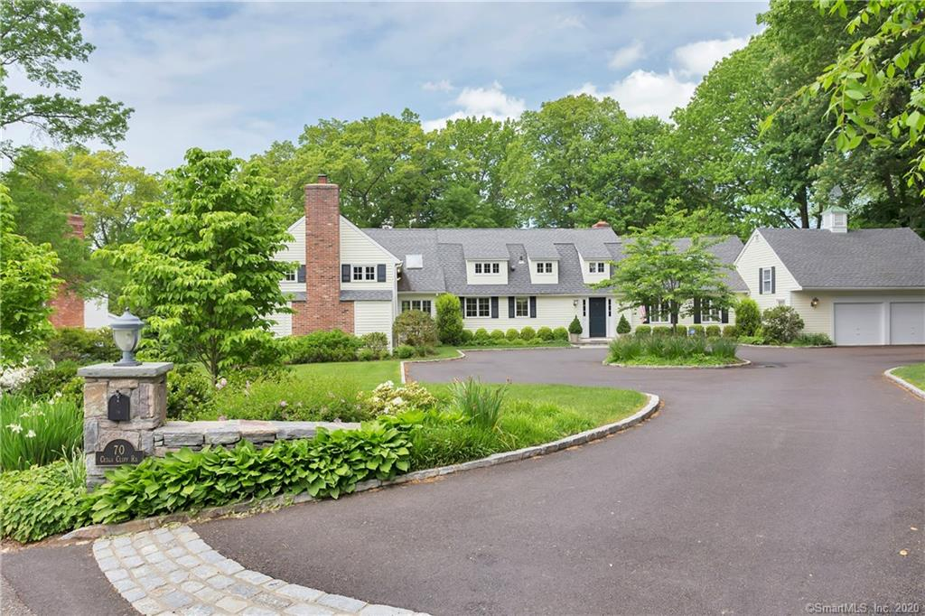 70 Cedar Cliff Road, Riverside, Connecticut, 06878, $2,995,000, Property For Sale, Halstead Real Estate, Photo 3