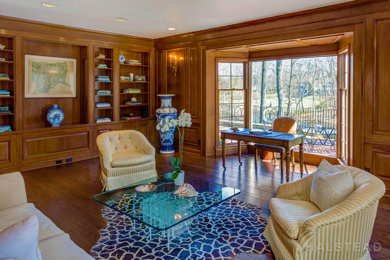 31 Khakum Wood Road, Greenwich, Connecticut, 06831, $4,495,000, Property For Sale, Halstead Real Estate, Photo 13