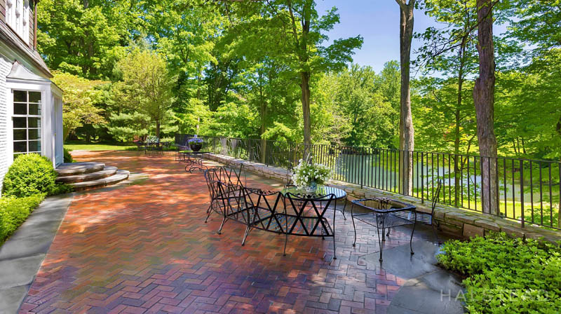 31 Khakum Wood Road, Greenwich, Connecticut, 06831, $4,495,000, Property For Sale, Halstead Real Estate, Photo 32