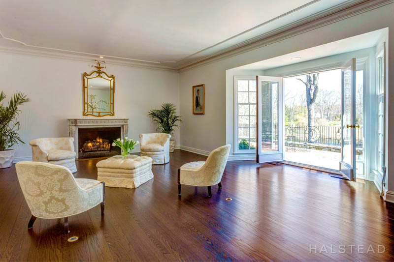 31 Khakum Wood Road, Greenwich, Connecticut, 06831, $4,495,000, Property For Sale, Halstead Real Estate, Photo 6