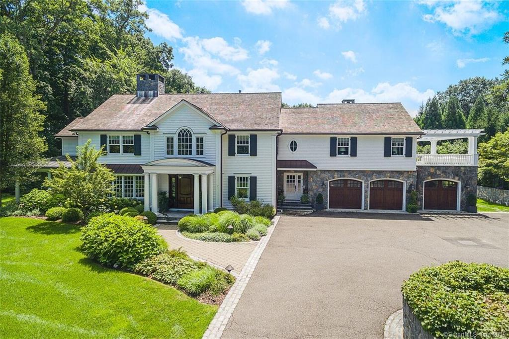 3 Hill Road, Greenwich, Connecticut, 06830, $4,095,000, Property For Sale, Halstead Real Estate, Photo 1
