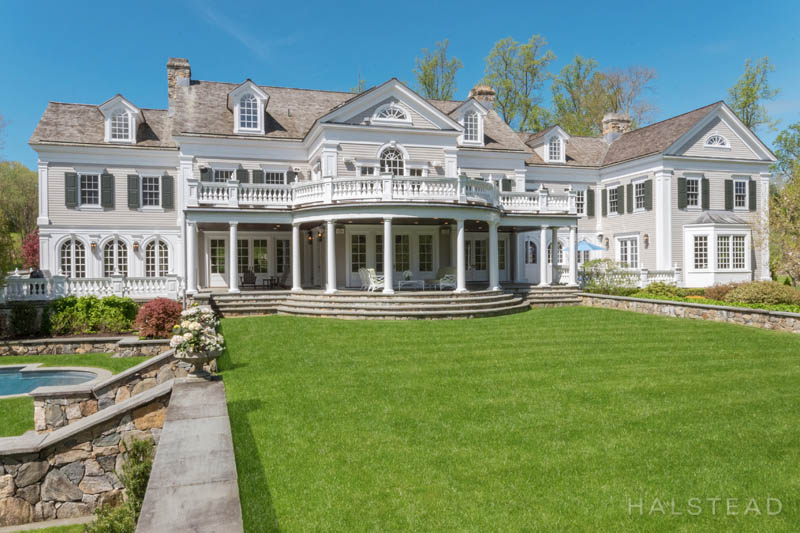 727 Oenoke Ridge, New Canaan, Connecticut, 06840, $4,985,000, Property For Sale, Halstead Real Estate, Photo 1