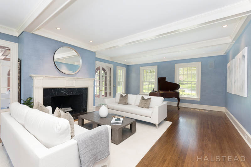 727 Oenoke Ridge, New Canaan, Connecticut, 06840, $4,985,000, Property For Sale, Halstead Real Estate, Photo 7