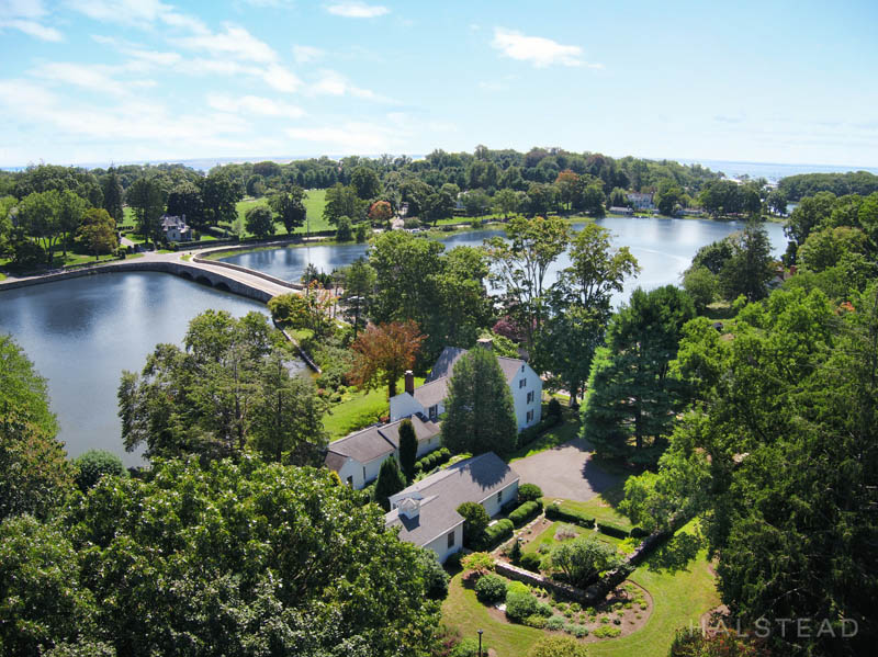 85 Rings End Road, Darien, Connecticut, 06820, $2,600,000, Property For Sale, Halstead Real Estate, Photo 1
