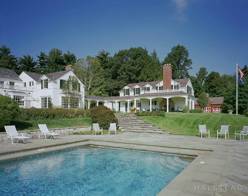 141 Briscoe Road, New Canaan, Connecticut, 06840, $6,995,000, Property For Sale, Halstead Real Estate, Photo 20