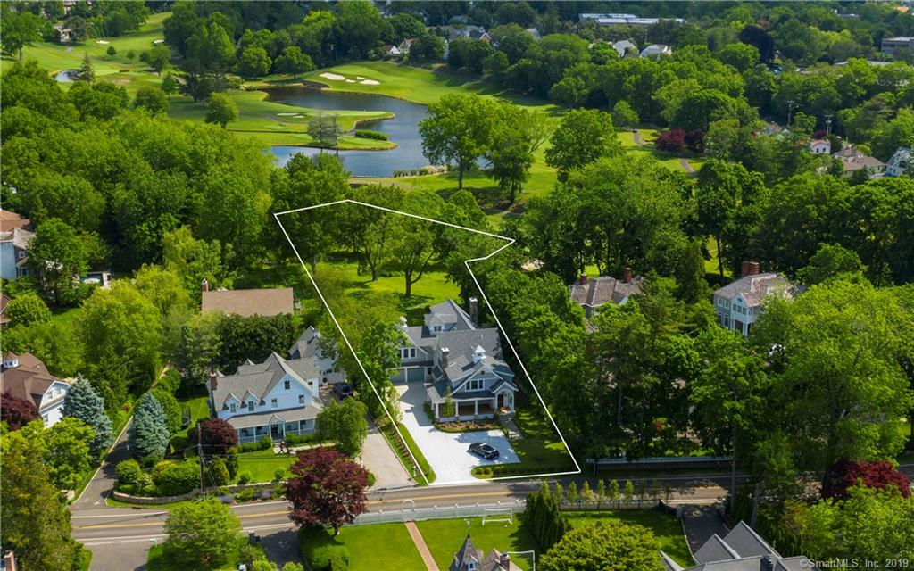 25 Tomac Avenue, Old Greenwich, Connecticut, 06870, $4,595,000, Property For Sale, Halstead Real Estate, Photo 2