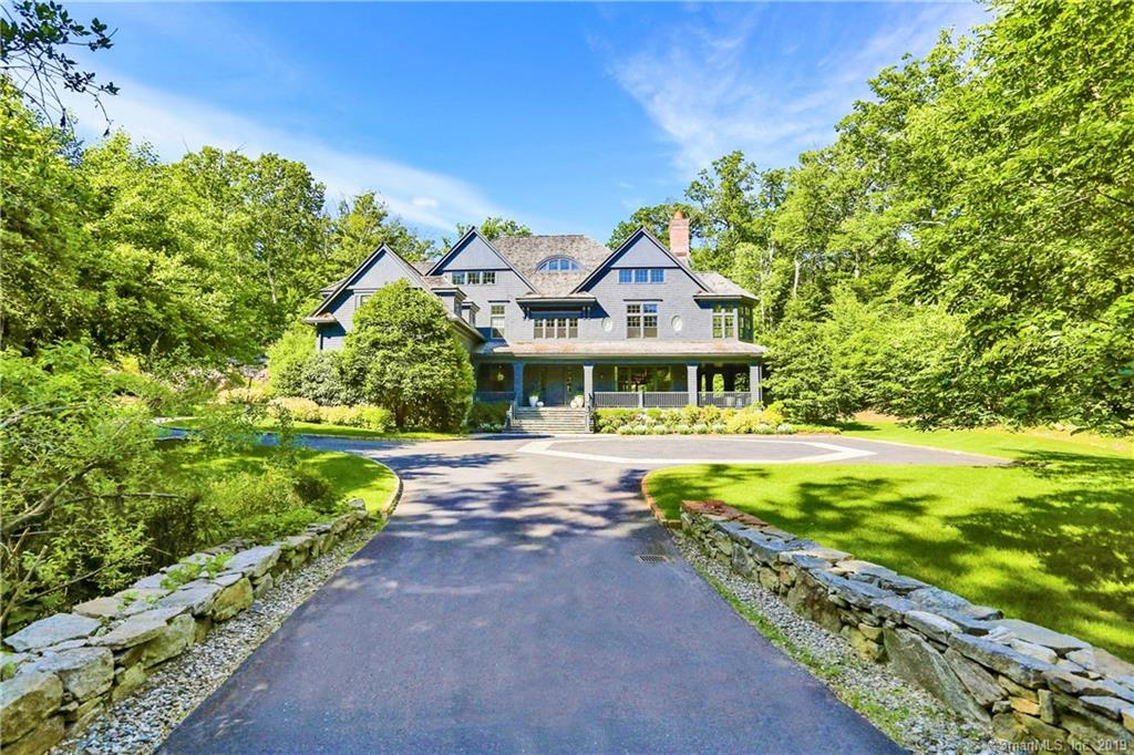 14 Hycliff Road, Greenwich, Connecticut, 06831, $4,295,000, Property For Sale, Halstead Real Estate, Photo 1