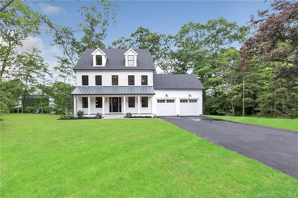 8 Romanock Place, Fairfield, Connecticut, 06825, $1,100,000, Property For Sale, Halstead Real Estate, Photo 1