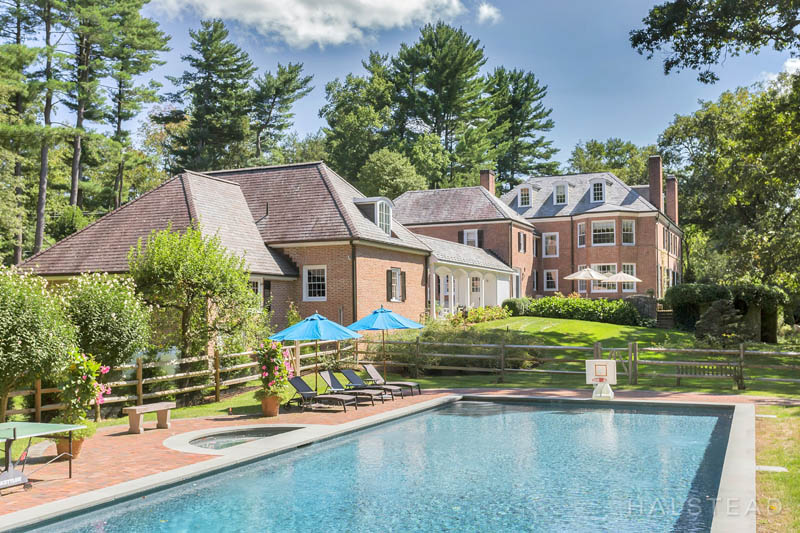 740 West Road, New Canaan, Connecticut, 06840, $4,495,000, Property For Sale, Halstead Real Estate, Photo 2