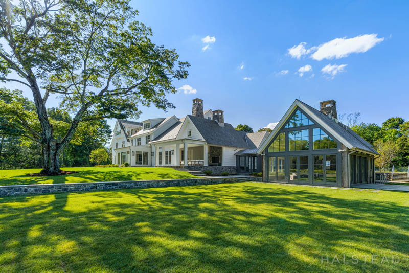 2 Wing Road, New Canaan, Connecticut, 06840, $12,000,000, Property For Sale, Halstead Real Estate, Photo 2