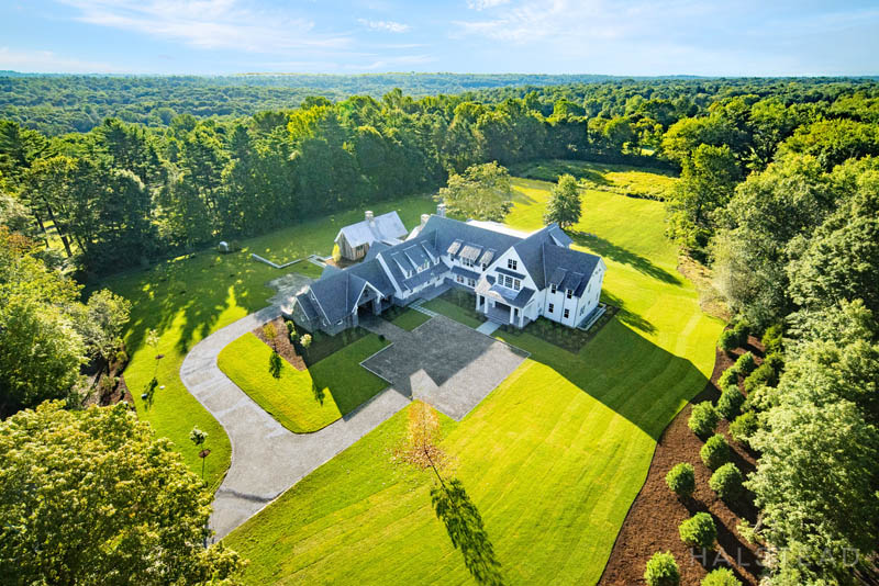 2 Wing Road, New Canaan, Connecticut, 06840, $12,000,000, Property For Sale, Halstead Real Estate, Photo 3