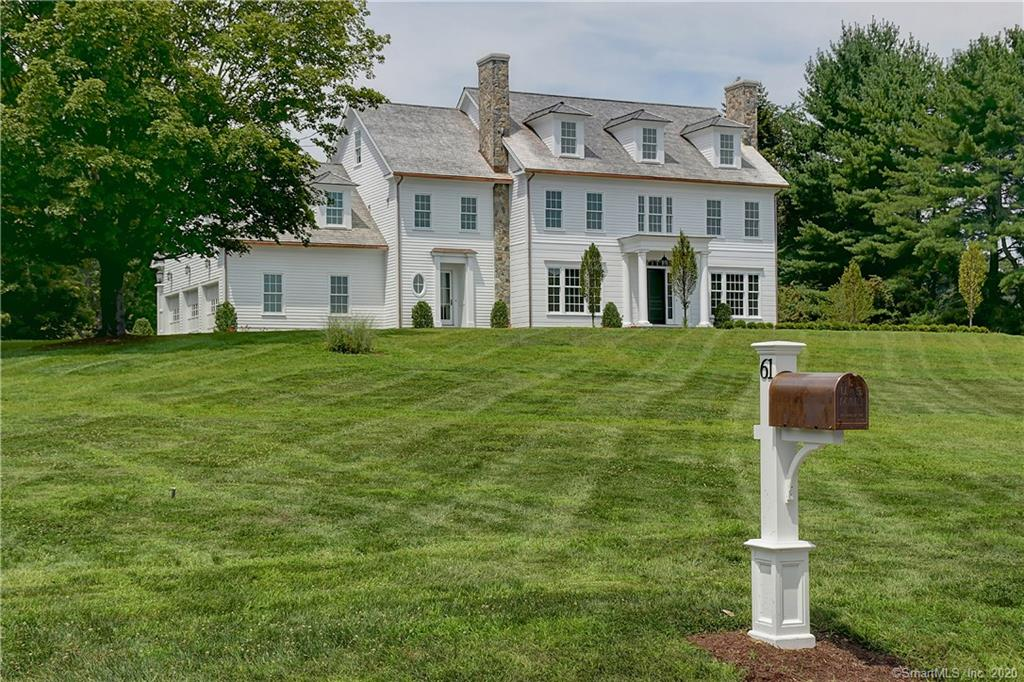 61 Sturbridge Hill Road, New Canaan, Connecticut, 06840, $3,999,999, Property For Sale, Halstead Real Estate, Photo 1
