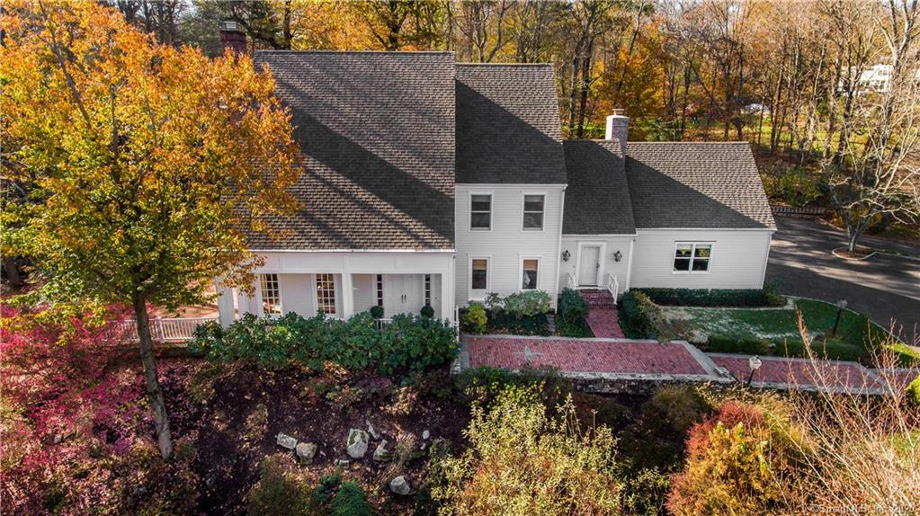 74 Laurel Road, New Canaan, Connecticut, 06840, $1,345,000, Property For Sale, Halstead Real Estate, Photo 1