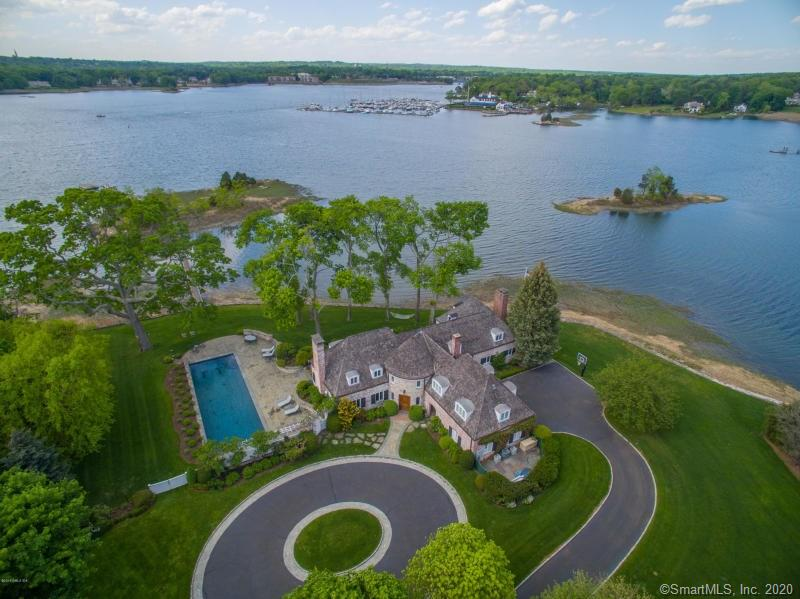 14 Marlow Court, Riverside, Connecticut, 06878, $8,975,000, Property For Sale, Halstead Real Estate, Photo 2