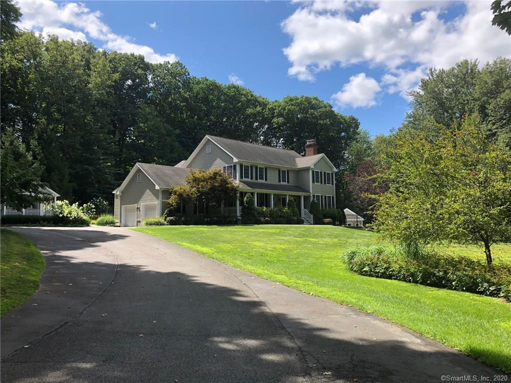 194 Old Stagecoach Road, Ridgefield, Connecticut, 06877, $979,000, Property For Sale, Halstead Real Estate, Photo 1