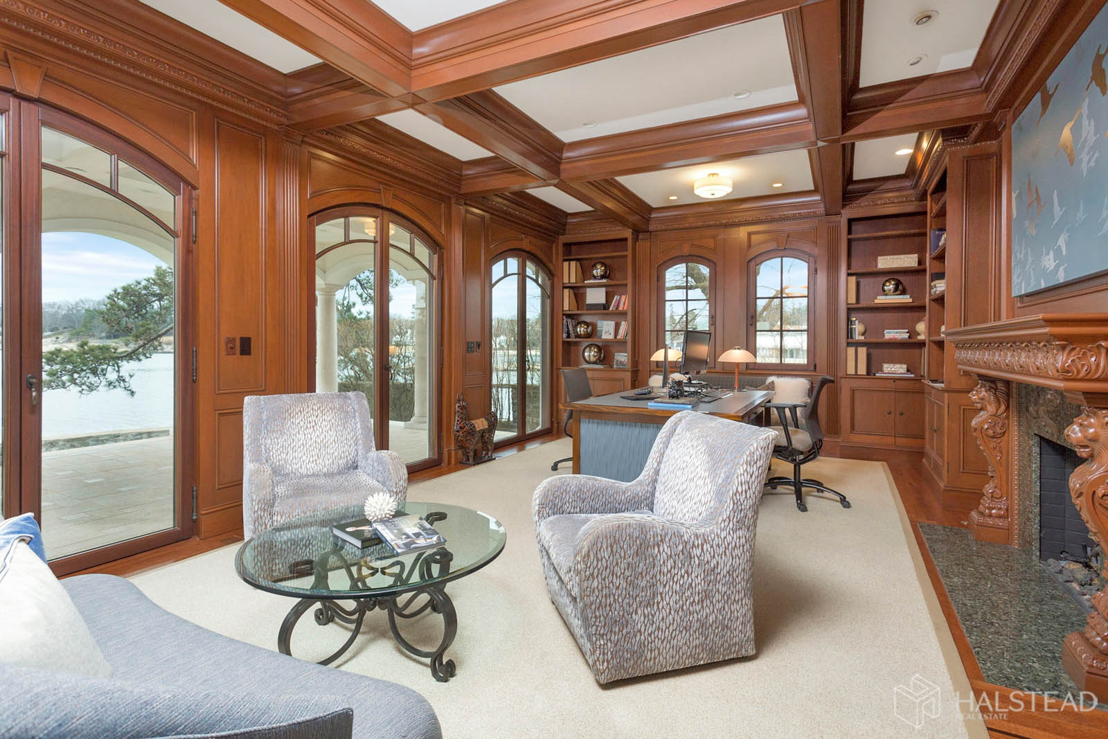 25 Butlers Island Road, Darien, Connecticut, 06820, $10,900,000, Property For Sale, Halstead Real Estate, Photo 12