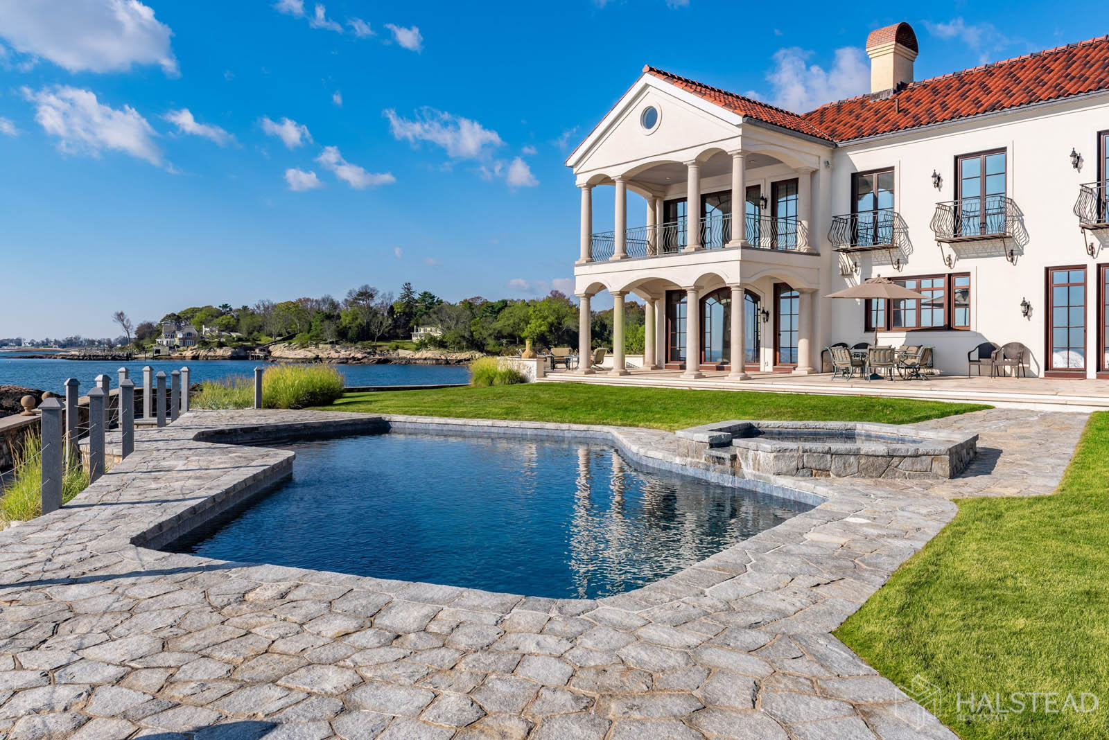 25 Butlers Island Road, Darien, Connecticut, 06820, $10,900,000, Property For Sale, Halstead Real Estate, Photo 4