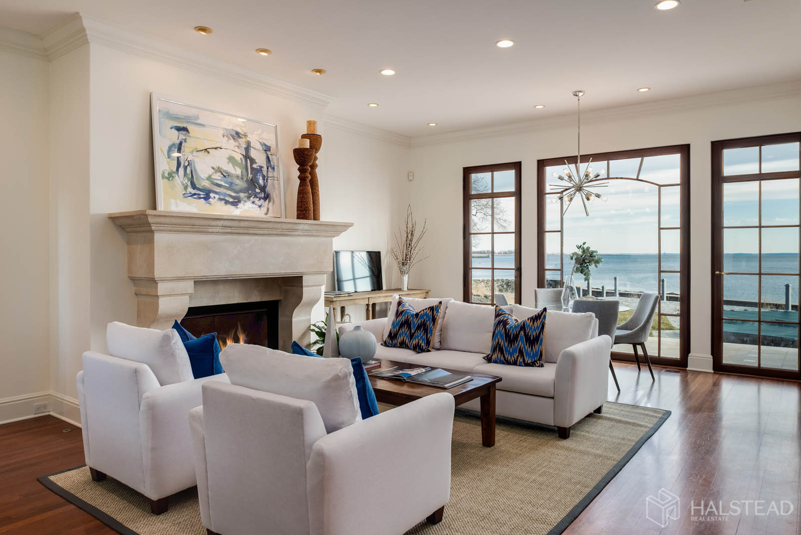 25 Butlers Island Road, Darien, Connecticut, 06820, $10,900,000, Property For Sale, Halstead Real Estate, Photo 9