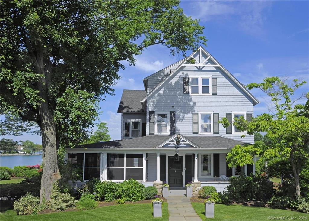 187 Shore Road, Old Greenwich, Connecticut, 06870, $3,465,000, Property For Sale, Halstead Real Estate, Photo 1