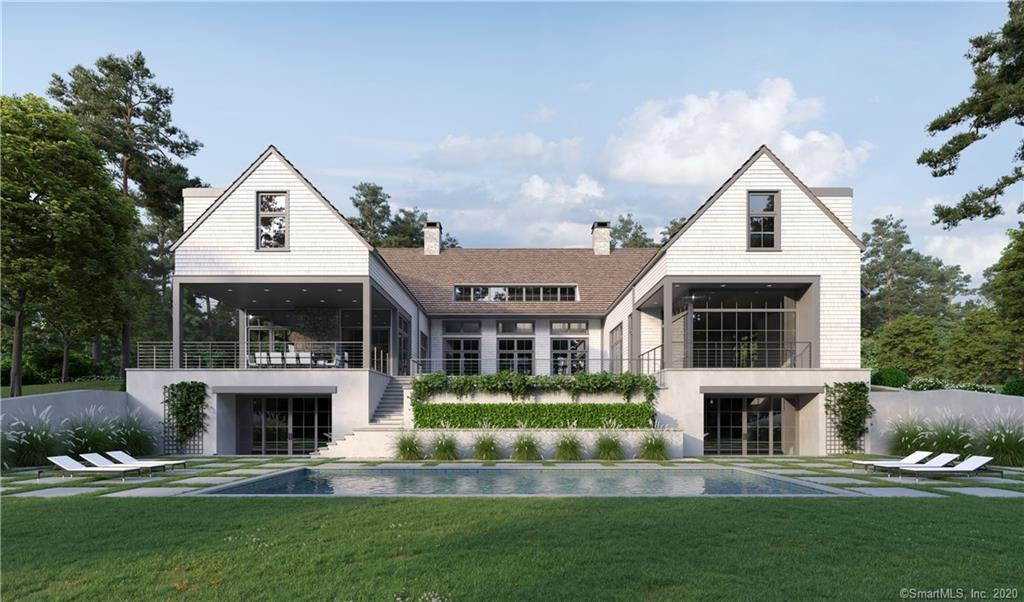 44 Dublin Hill Drive, Greenwich, Connecticut, 06830, $7,850,000, Property For Sale, Halstead Real Estate, Photo 1