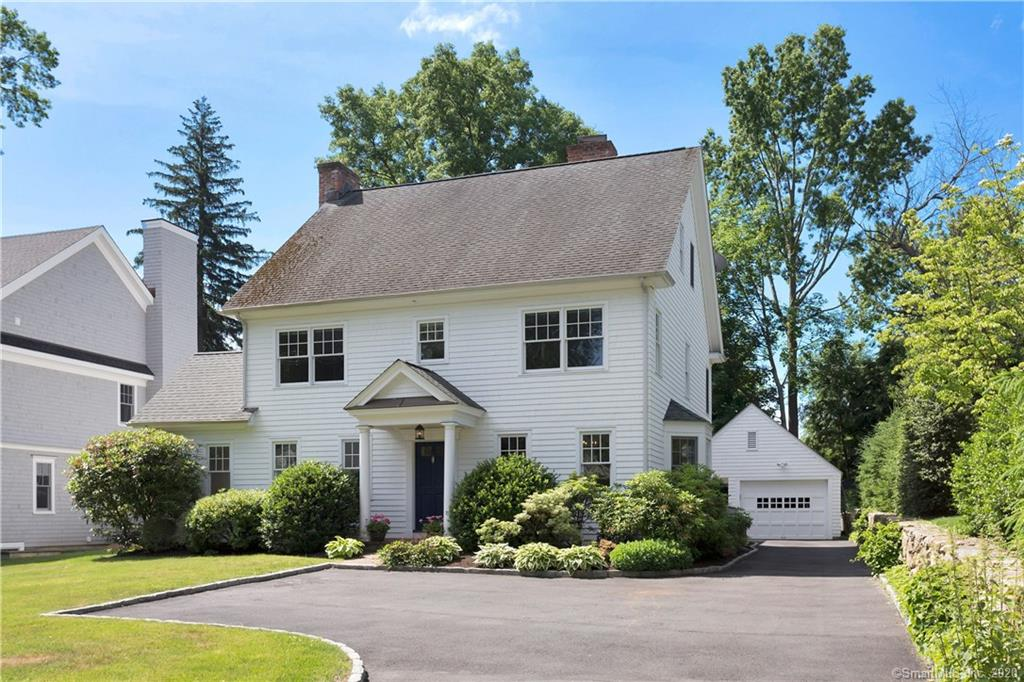76 Summit Road, Riverside, Connecticut, 06878, $1,950,000, Property For Sale, Halstead Real Estate, Photo 2