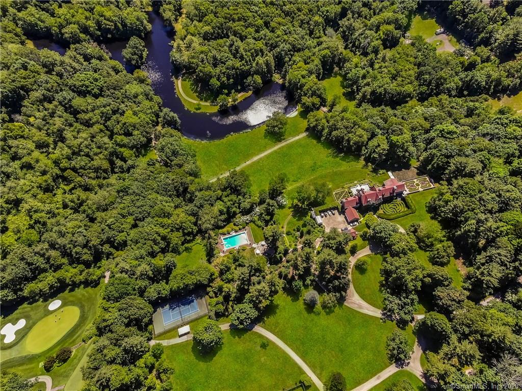 1233 Rock Rimmon Road, Stamford, Connecticut, 06903, $49,500,000, Property For Sale, Halstead Real Estate, Photo 18