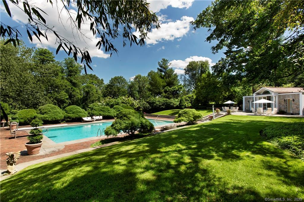 1233 Rock Rimmon Road, Stamford, Connecticut, 06903, $49,500,000, Property For Sale, Halstead Real Estate, Photo 19