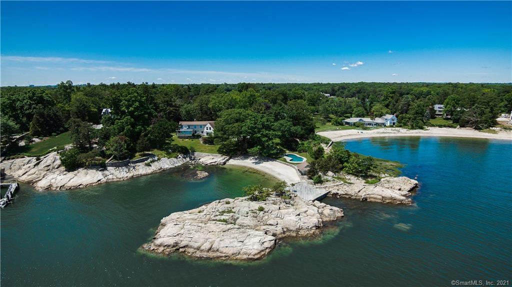 25 Contentment Island Road, Darien, Connecticut, 06820, $10,500,000, Property For Sale, Halstead Real Estate, Photo 2