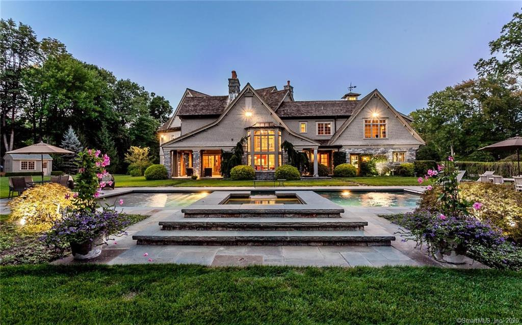 35 Charter Oak Lane, New Canaan, Connecticut, 06840, $3,999,000, Property For Sale, Halstead Real Estate, Photo 2