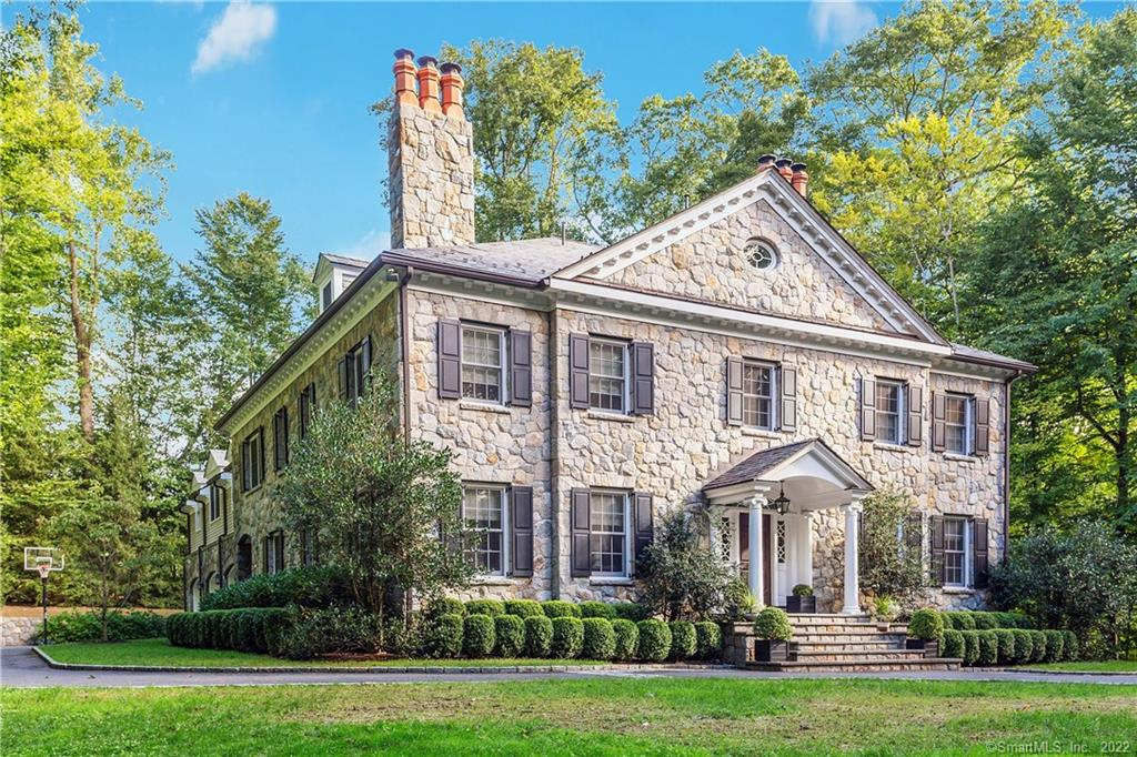 41 Birchwood Drive, Greenwich, Connecticut, 06831, $4,950,000, Property For Sale, Halstead Real Estate, Photo 1