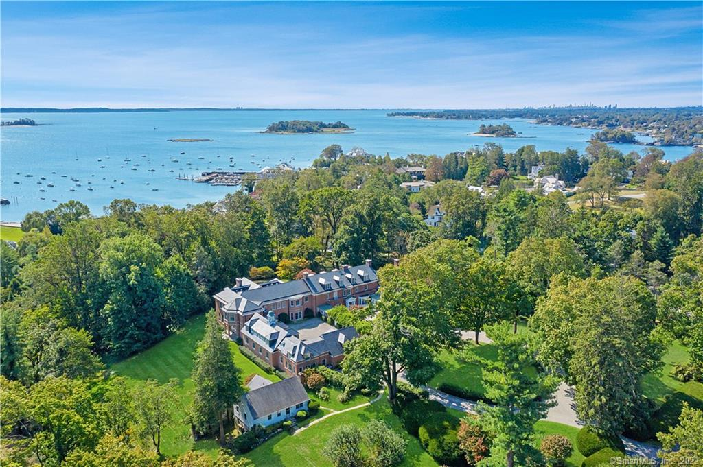30 Field Point Drive, Greenwich, Connecticut, 06830, $30,000,000, Property For Sale, Halstead Real Estate, Photo 2