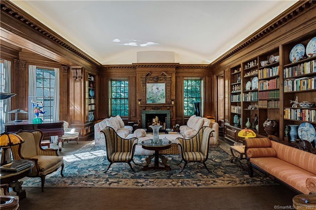 30 Field Point Drive, Greenwich, Connecticut, 06830, $30,000,000, Property For Sale, Halstead Real Estate, Photo 5