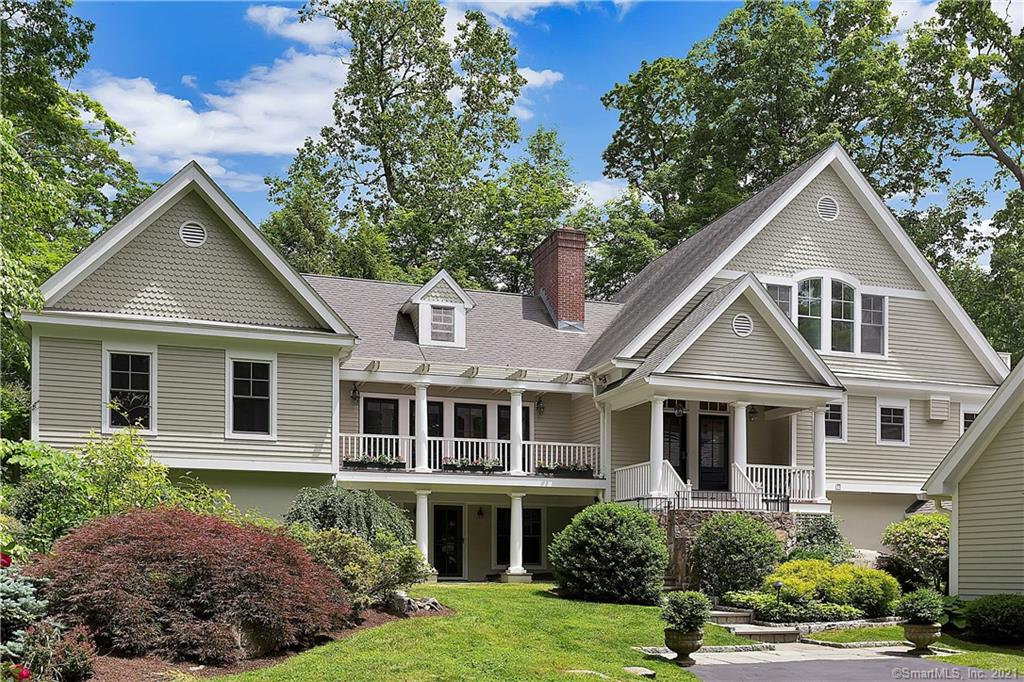 6 Wildcat Road, Darien, Connecticut, 06820, $2,195,000, Property For Sale, Halstead Real Estate, Photo 1