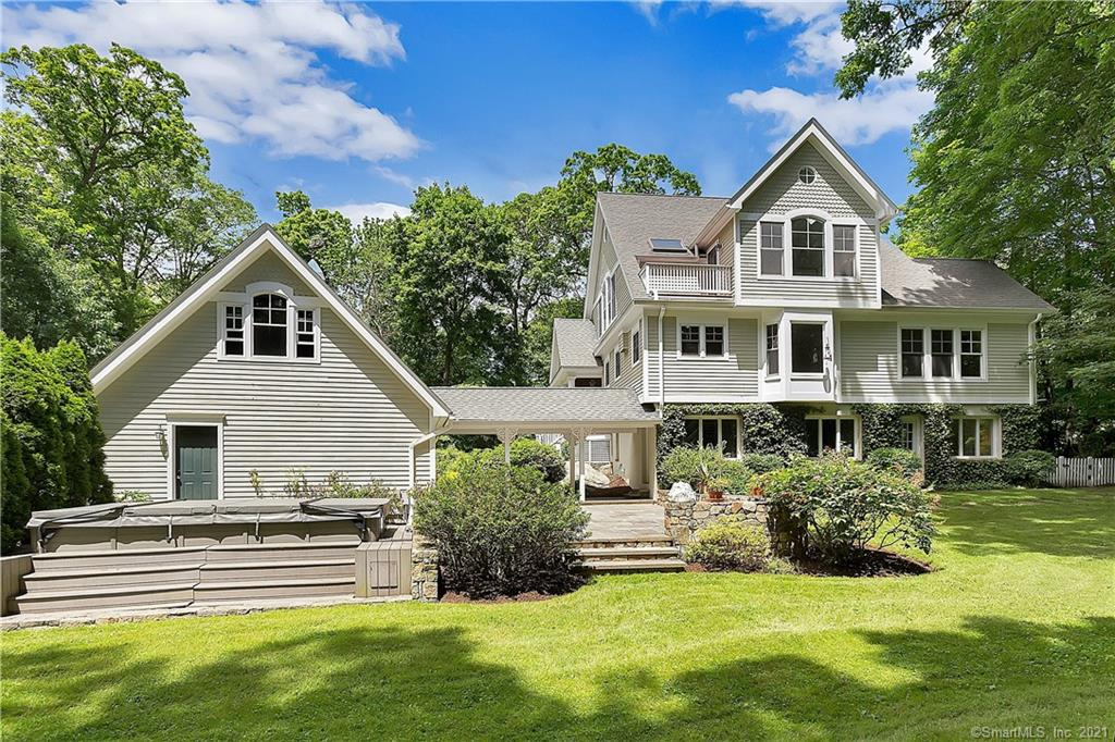 6 Wildcat Road, Darien, Connecticut, 06820, $2,195,000, Property For Sale, Halstead Real Estate, Photo 2
