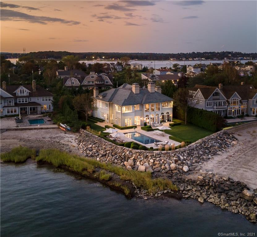 62 Bermuda Road, Westport, Connecticut, 06880, $12,000,000, Property For Sale, Halstead Real Estate, Photo 1