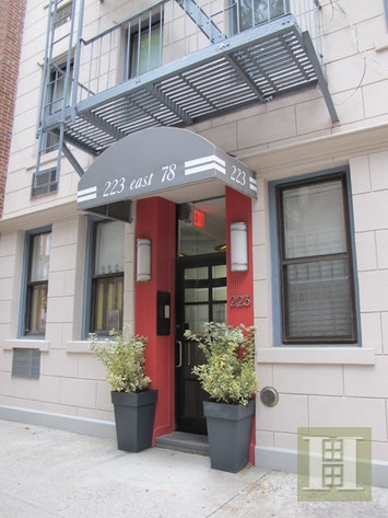 223 East 78th Street 3d, Upper East Side, NYC, 10075, $350,000, Sold Property, Halstead Real Estate, Photo 7